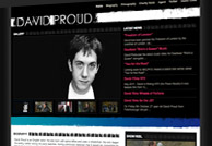 Actor web design